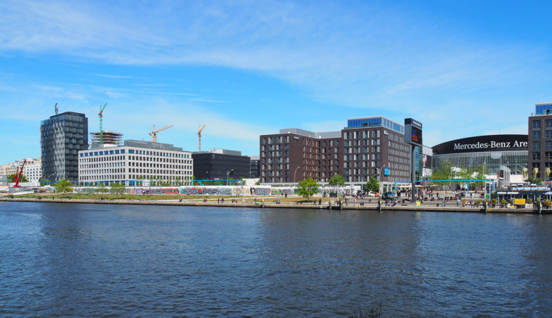 Bild der City Spree